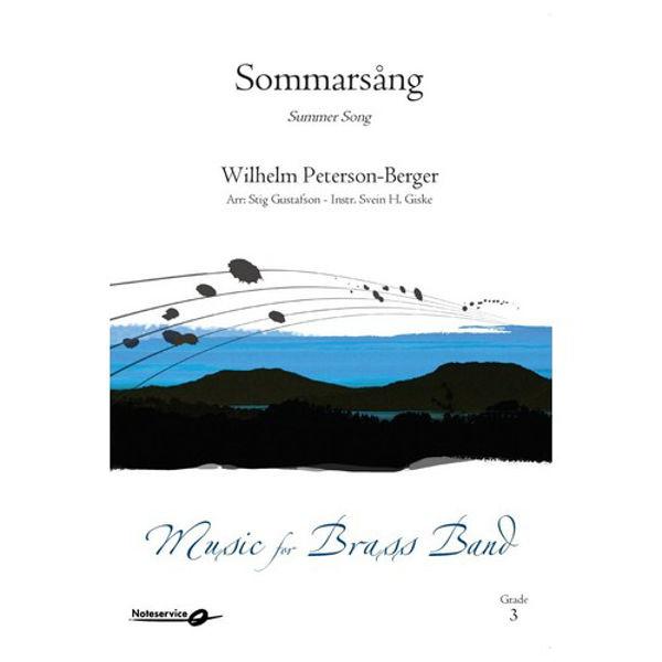 Sommarsång BB3 Wilhelm Peterson-Berger Arr.Stig Gustafson Instr. Svein H. Giske