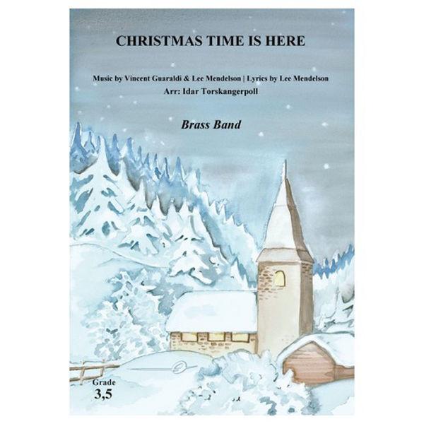 Christmas Time is Here YBB3,5 Vincent Guaraldi/Lee Mendelson arr. Idar Torskangerpoll