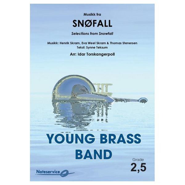 Musikk fra Snøfall - BB2,5 Stenersen-Weel Skram-Teksum/Arr: Idar Torskangerpoll
