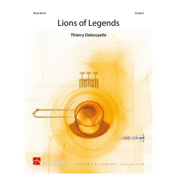 Lions of Legends, Thierry Deleruyelle - Brass Band