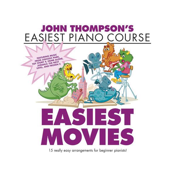 Thompson Easiest Movies, Piano