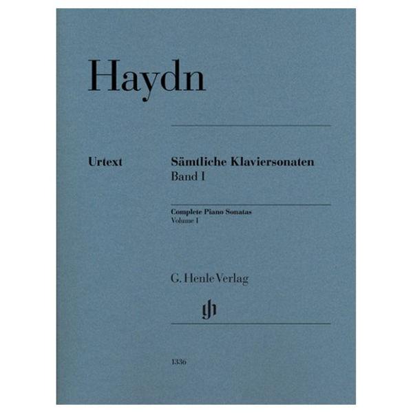 Complete Piano Sonatas, Volume I, Joseph Haydn - Piano solo