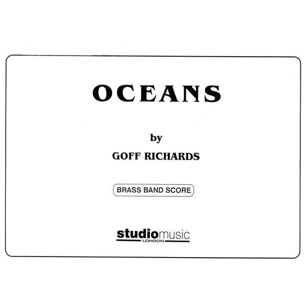 Oceans. Goff Richards, Brass Band