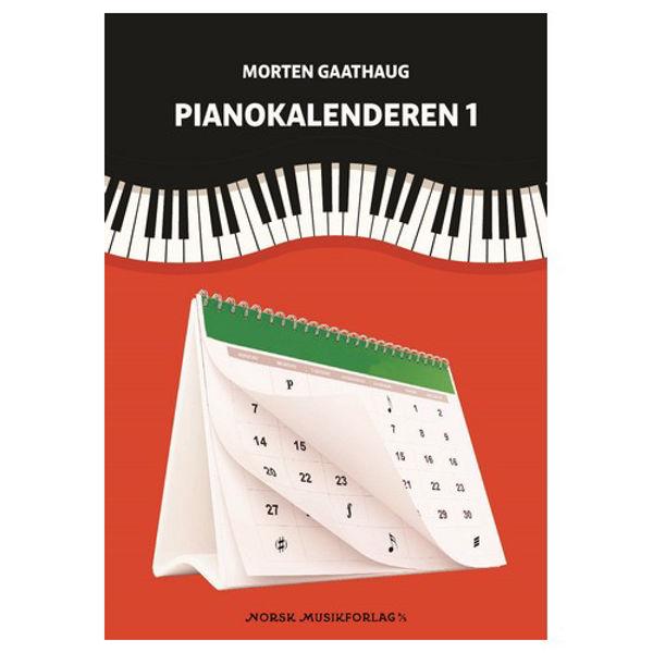 Pianokalenderen 1 - Morten Gaathaug
