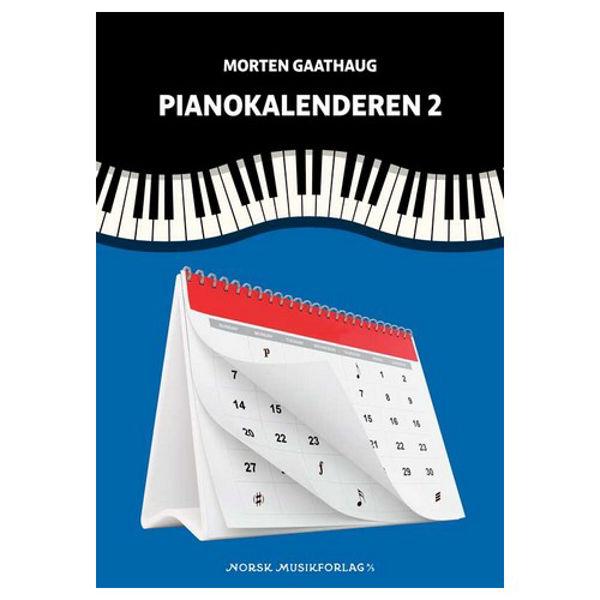 Pianokalenderen 2 - Morten Gaathaug