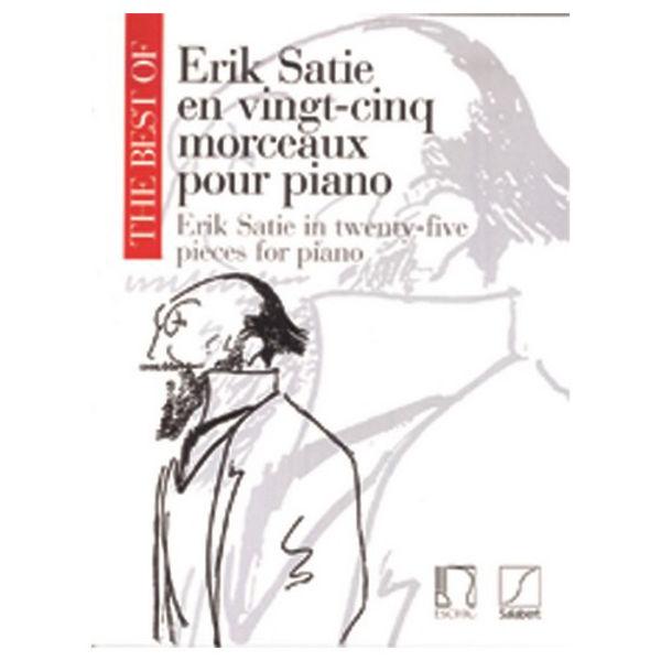 The Best of Erik Satie  Vol.1,  Piano