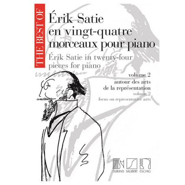 The Best of Erik Satie  Vol.2,  Piano