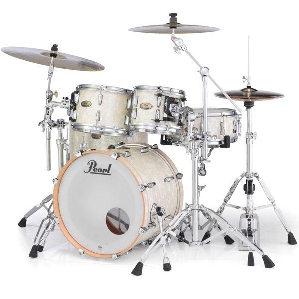 Slagverk Pearl Session Studio Select STS904XP/C405, 20, Nicotine White