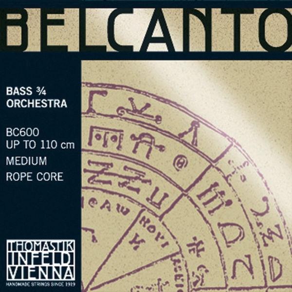 Kontrabasstreng Thomastik-Infeld Belcanto Orchestra D 3/4