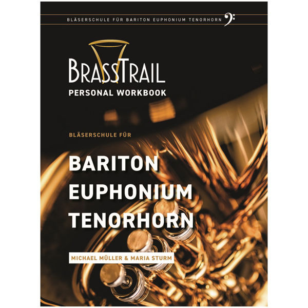 Brass Trail - BC - Personal Workbook - Bariton, Euphonium, Tenorhorn