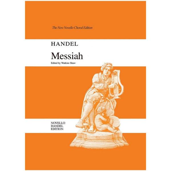 Händel - Messiah. SATB & Piano Vocal Score. Arr Shaw Watkins. Large Print