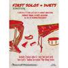 First Solos + Duets. Edward Freytag. Percussion Ensemble