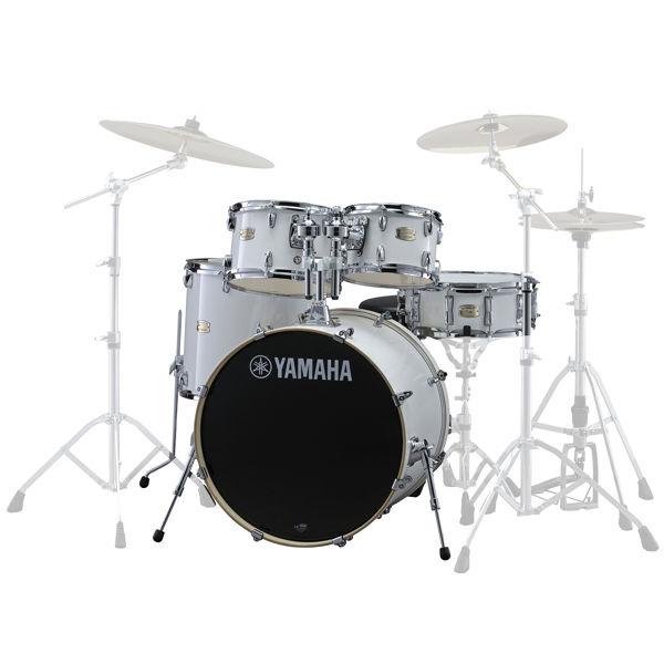 Slagverk Yamaha Stage Custom Birch SBP0F5PWH, 20, Pure White