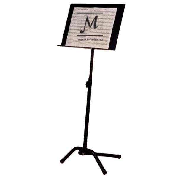 Notestativ Notabene Student Swing Lav - Tung m/Lampebrakett
