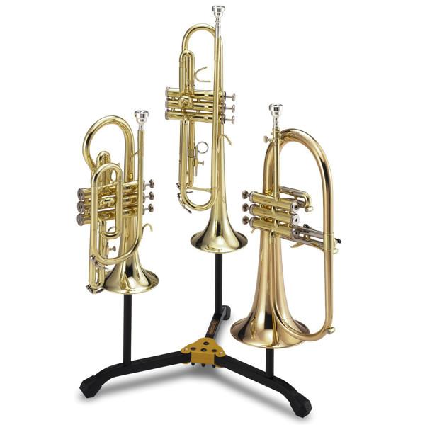 Stativ Kornett/Trompet Trippel Hercules DS513BB