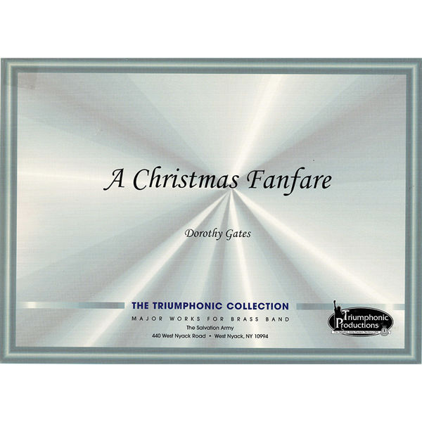 A Christmas Fanfare, Brass Band