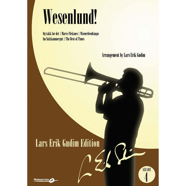 Wesenlund! CB4, Egil Monn-Iversen/Bernatzky/Herman arr. Lars Erik Gudim