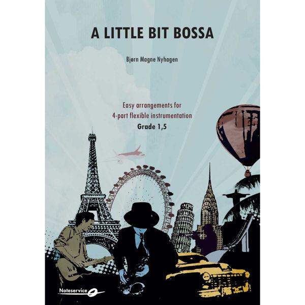 A Little Bit Bossa, Flex 4, Bjørn Magne Nyhagen