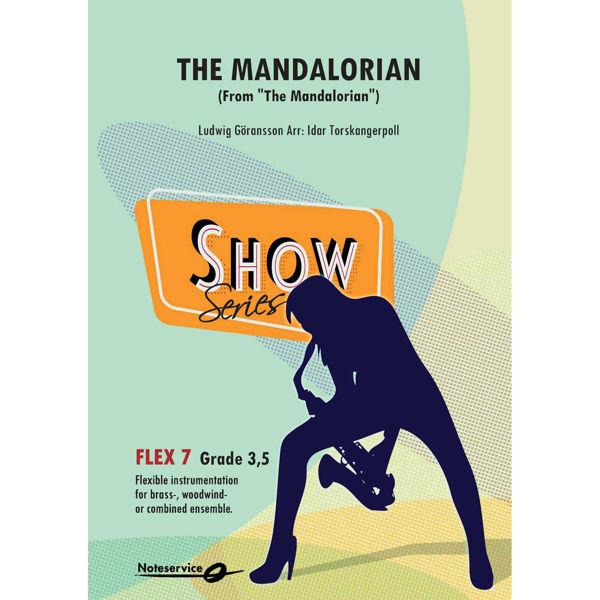 The Mandalorian (from The Mandalorian) Flex 7 Show, Ludwig Göransson arr. Idar Torskangerpoll