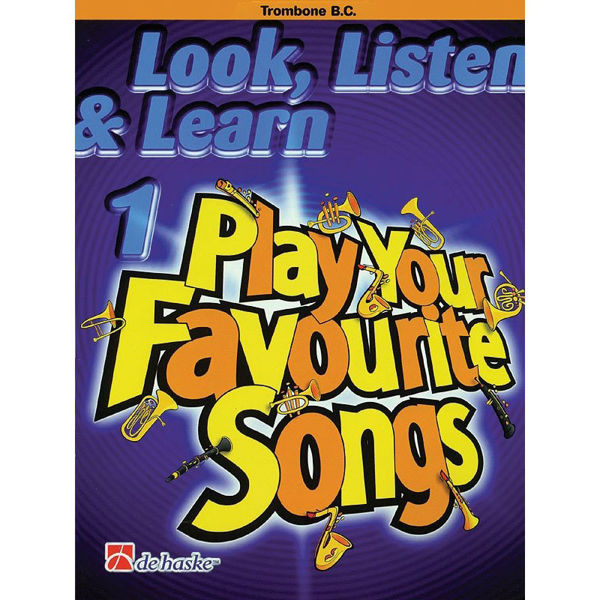 Look, Listen & Learn - Play Your Favourite Songs 1