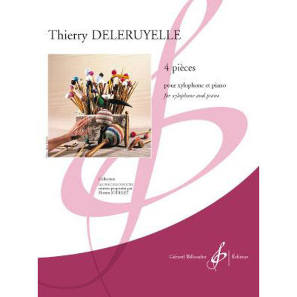 4 Pieces, Xylophone and Piano, Thierry Deleruyelle
