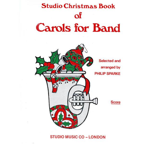 Carols for Band, Philip Sparke - Janitsjar