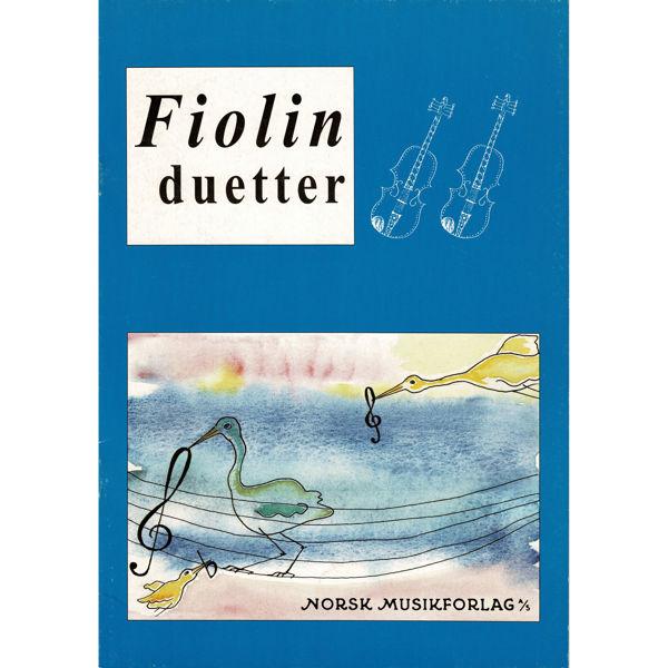 Fiolinduetter, Hagerup/Haugan - Fiolinduetter Fiolin