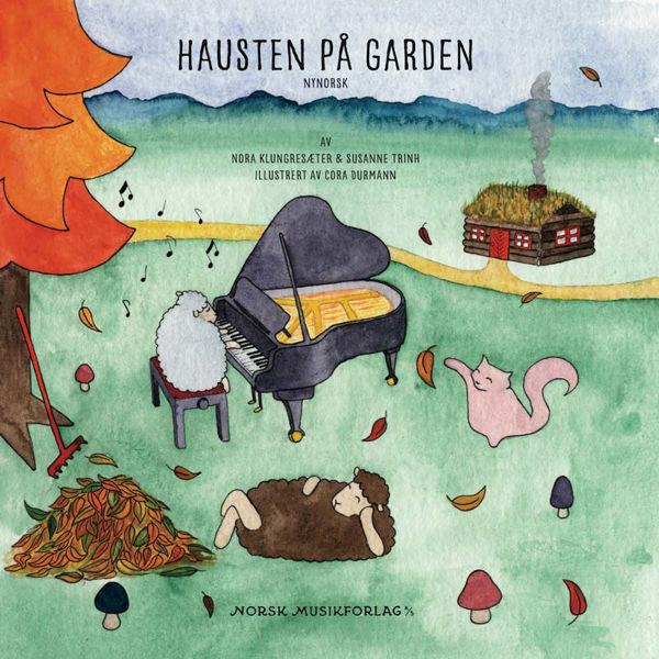 Hausten på garden - Pianolærebok - Nynorsk