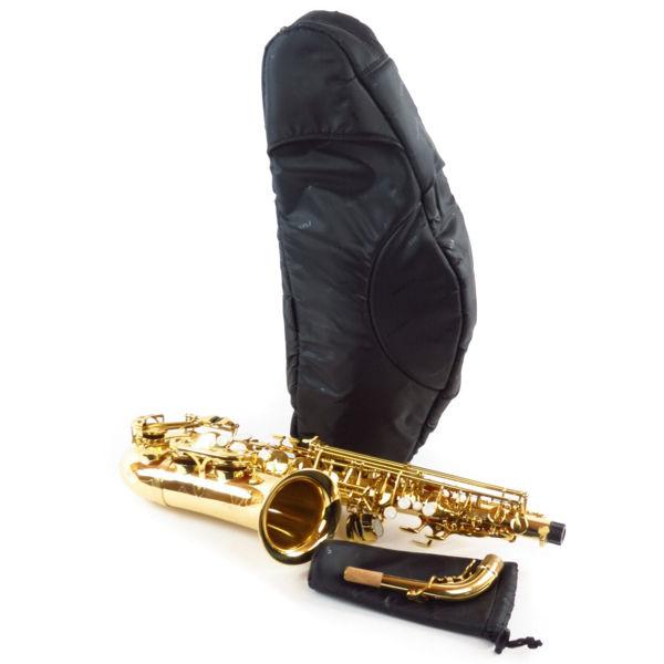 Gig Bag Sleeve Altsaksofon Fusion (ekstra instrumentpose)