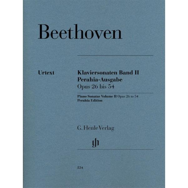 Piano Sonatas, Volume II, Ludwig van Beethoven - Piano solo