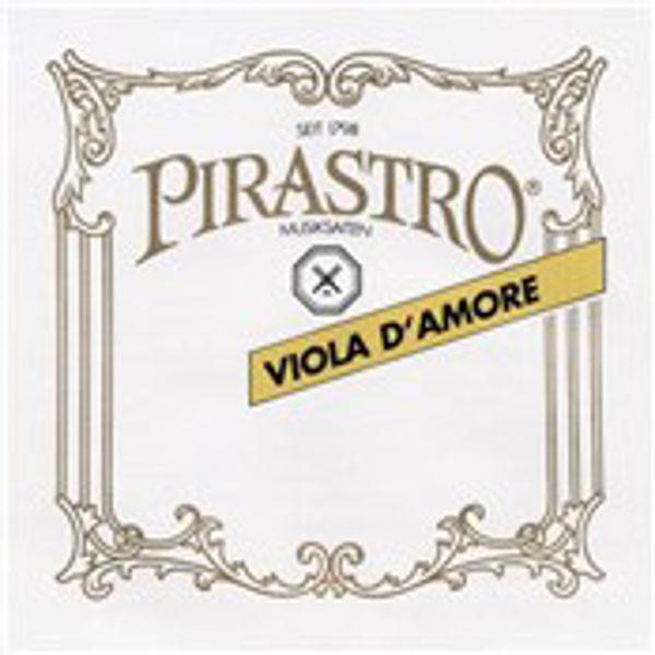 Bratsjstreng Pirastro D'Amore D Gut, 4/4 10 1/2