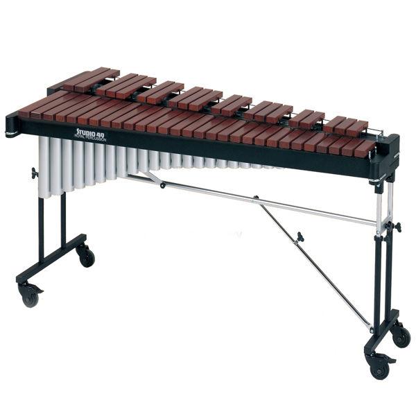 Xylofon Royal Percussion Concert RXC 4000/V, 4 Octave, C4-C8, 50-40mm Honduras Rosewood Bars, Octave Tuned