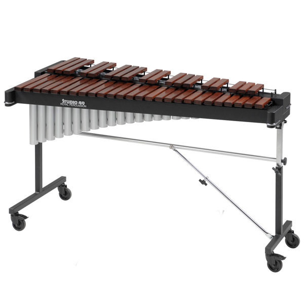 Xylofon Royal Percussion Professional RXP/R 3050/V, 3,5 Octave, F4-C8, 38mm Pao Rosa Rosewood, Octave Tuned