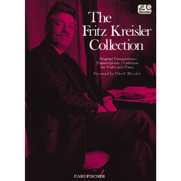 The Fritz Kreisler Collection 1. Violin and PIano