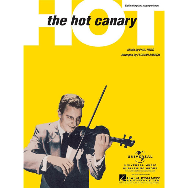 The Hot Canary, Paul Nero arr Florian Zabach. Violin and Piano