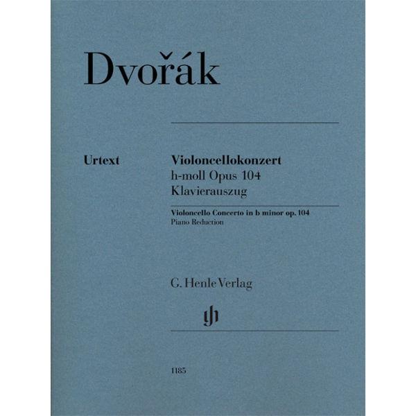 Violoncello Concerto b minor op. 104, Antonín Dvorák - Violoncello and Piano
