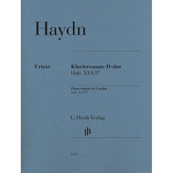 Piano Sonata D major Hob. XVI:37, Joseph Haydn - Piano solo