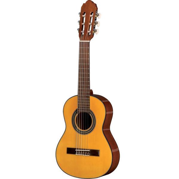 Gitar Klassisk Gewa Student 1/4 Natur