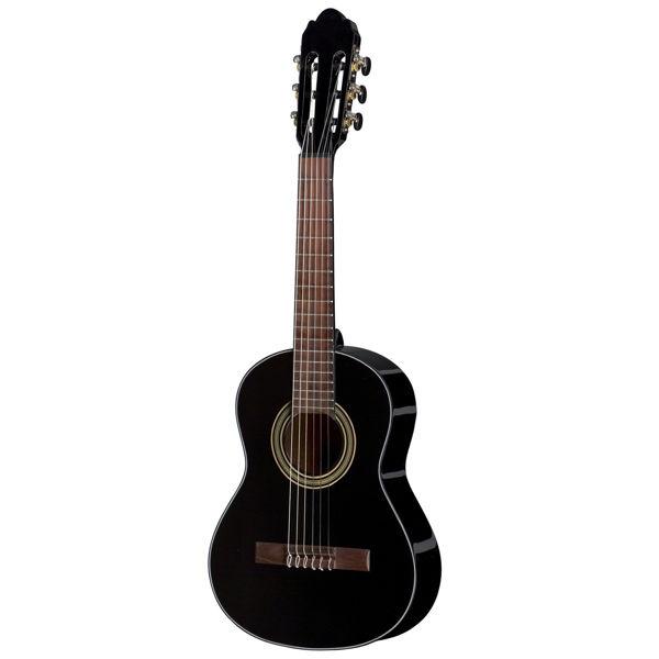 Gitar Klassisk Gewa Student 1/4 Sort
