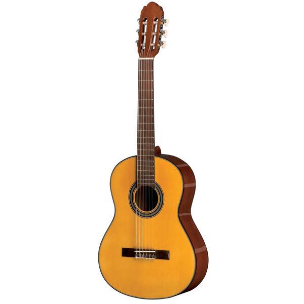 Gitar Klassisk Gewa Student 3/4 Natur