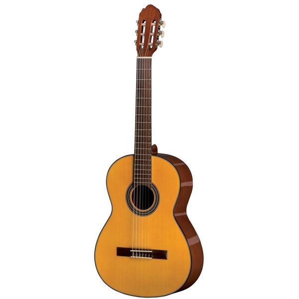 Gitar Klassisk Gewa Student 7/8 Natur