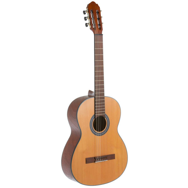 Gitar Klassisk Gewa Student 4/4 Cedar Matt