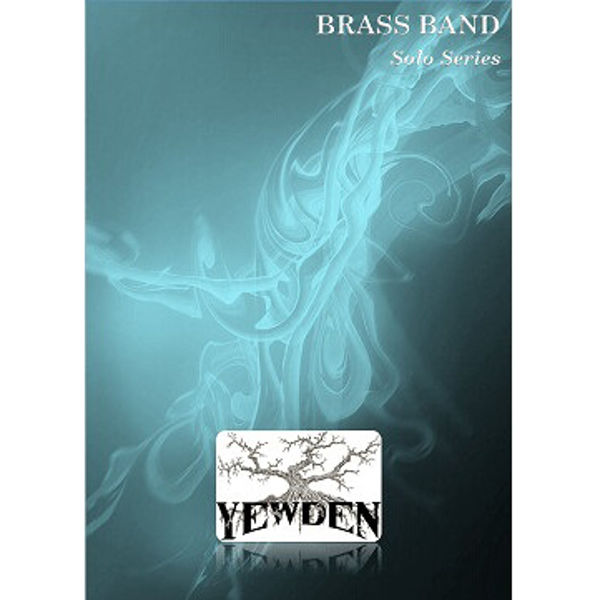 Enter the Dance, Andrea Price. Tenor Horn Eb and Brass Band