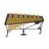 Vibrafon Yamaha YV-4110M, 4 Okt. C3-C7, Gold Satin Finish, 39-57x13mm Staver